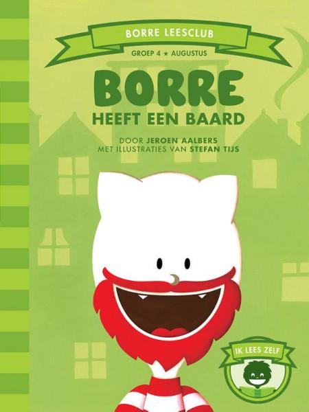 Borre heeft een baard
