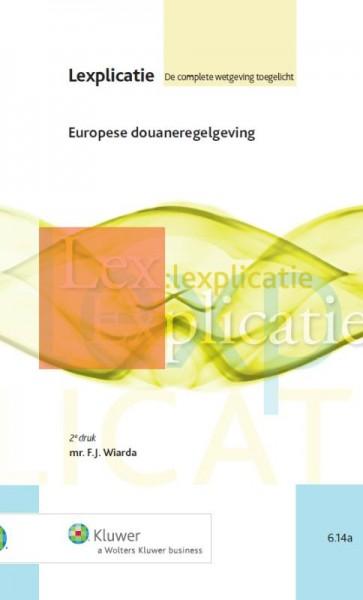 Europese douaneregelgeving